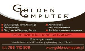 Serwis komputerowy Golden Computer