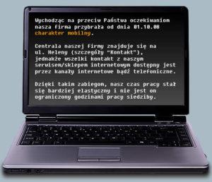 Serwis komputerowy krakow