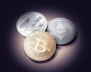 Bitcoin Ethereum Litecoin