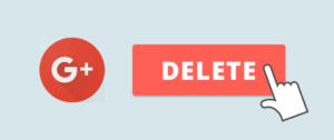 google+ zostaje wyłączone.